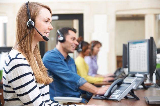 credit union call center reps